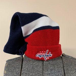 New Washington Capitals Hockey Sock Hat
